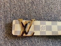 Louis Vuitton belt  Toronto, M9A 3J9