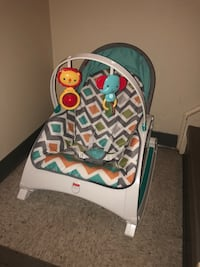 Fisher price baby chair Vancouver, V5R 2J7