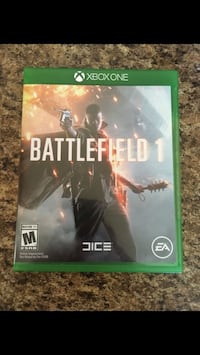 Battlefield One Xbox One Riverside, 92504