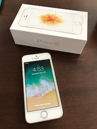white iPhone 5 with box Montréal, H2B 2P8