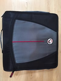 Case-It 3 Ring Zip Binder. New With Tags 593 mi