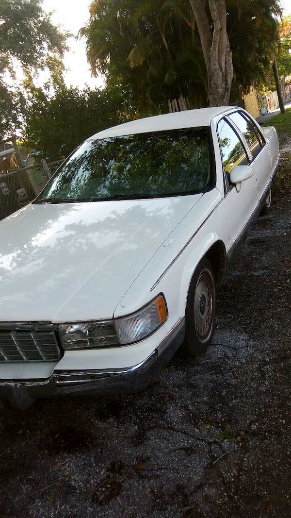 Used 1994 Cadillac Fleetwood Brougham w/ LT1 Motor! for ...