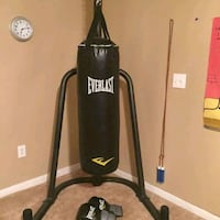 Ever Last Heavy Bag and Stand Mississauga, L5G 1J2