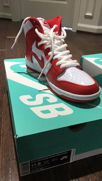 Shoes Nike sb new! Never used. 11,5  Chantilly, 20152