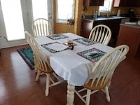white wooden dining table set Orland Park