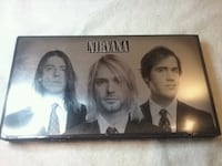 Nirvana 4 cd box set Maple Ridge, V2W 2G1