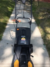 Worx electric mower Toronto, M9N 2C7