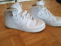 Nike air force ones size 9