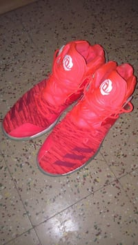Pair of adidas basketball shoes Winnipeg, R2X
