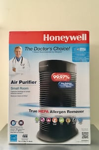 Brand New Kaz Honeywell HPA060 True HEPA Compact Tower Allergen Remover, 75 Sq Ft Virginia Beach, 23464