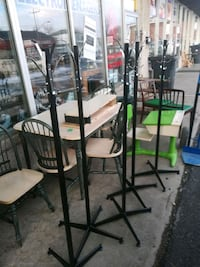 5 disponible patere neuf 50.00 ch  Longueuil