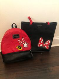 Minnie Mouse Backpack and Bag  Slidell, 70458