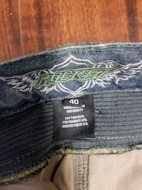 Motorcycle Riding Protective Jeans Size 40 Lanham