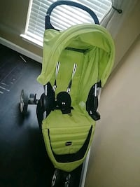 green and black car seat carrier Frisco, 75033