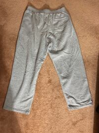 Gray Jordan sweatpants Ritchot, R5A