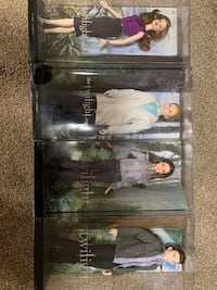 Collectible Twilight Barbies