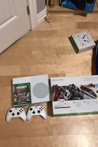 Xbox One S comes  with call of duty game barley used it will do offers Halifax, B4G 1B8