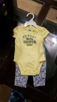 New onesie set 3 months  Wantagh, 11793