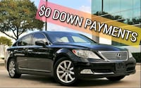 $0 DOWN Lexus - LS - 2008 Dallas, 75234