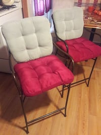 red and gray camping chair Tucson, 85706