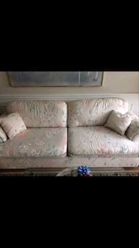 Couch and Matching Loveseat from Sklar Peppler Richmond Hill