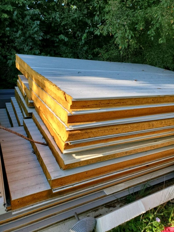 Used Insulated steel wall siding for sale in Richmond - letgo