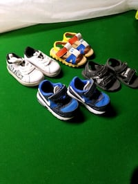 Boys shoes size 4/5 Calgary, T3L 3C5