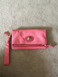 Coach leather wristlet Mississauga, L5R 3Y7