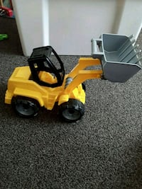 yellow payloader toy Sheffield, S6 2TU