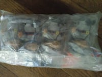 gray and brown plastic pack Cleveland, 44104