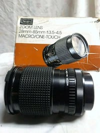 Sears zoom lens La Puente, 91744
