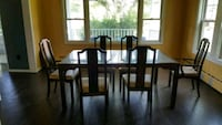Dining room table  Livingston Manor, 12758