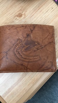 Vancouver Canuck hockey wallet good condition leather Langley, V2Y