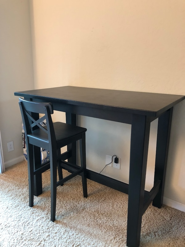 Ikea Stornas Bar Table And Chair Move