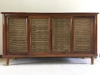 Mid-Century Vintage RCA Victrola Entertainment System Plymouth