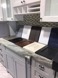 Modern, transitional, traditional kitchen cabinets for sale! Affordable prices and free estimates. Fairfax