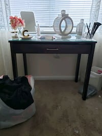 Target Laptop/Dressing Table with Glass Top Baltimore, 21201