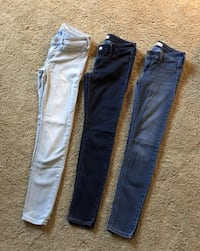 Hollister jeggings size 1s San Diego, 92103