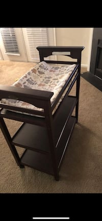 Graco Changing Table w/ Pad