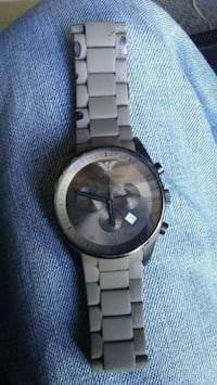 Armani men's watch Calgary, T2P 1J6