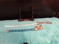 Samari sword With Stand Moreno Valley, 92555