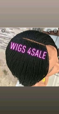 Hand made Wigs 4SALE