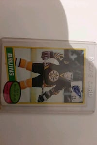 rookie card ray bourque  call  [PHONE NUMBER HIDDE Calgary, T2A