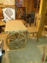 brown wooden table with chairs Calgary, T3J 1T5