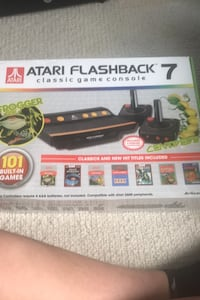 ATARI FLASHBACK 7  Washington, 20016