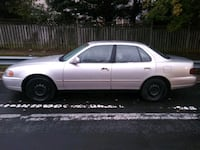 1996 Toyota Camry Germantown, 20876
