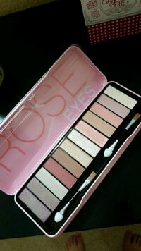 pink and black makeup palette Modesto, 95355