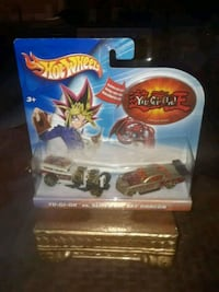 VINTAGE YU-GI-OH HOTWHELLS BATTLE SET NEW IN BOX  Providence