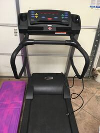 Treadmill, only used a couple of time, great power for running and really good condition !!  Ottawa, K1C 1T1