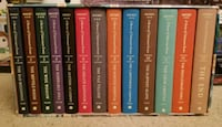 The series of Unfortunate Events 1-13 Complete Alexandria, 22304